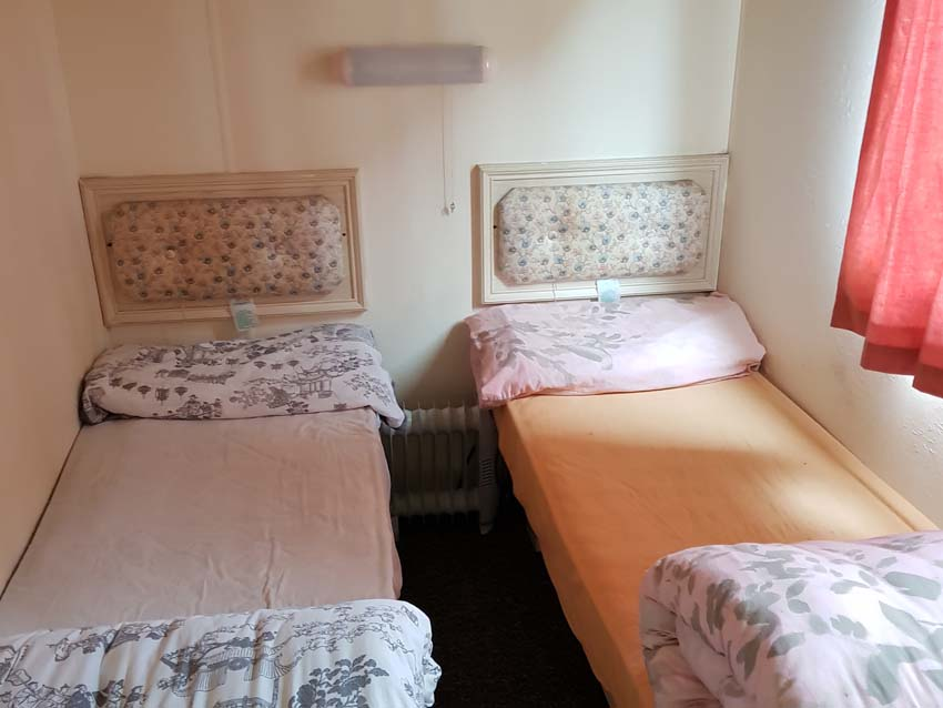 Dormitor rulota